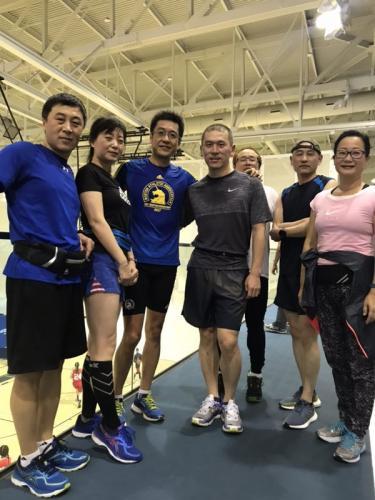 Scarborough Weekly Group Run